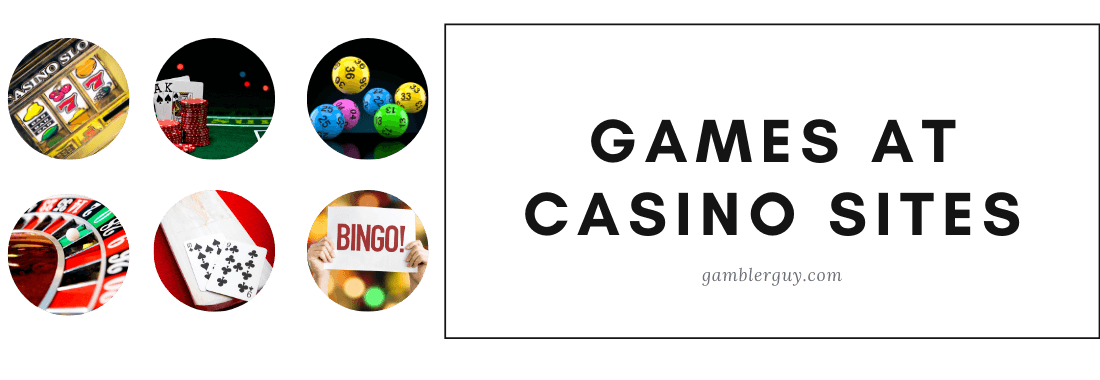 games at casino sites