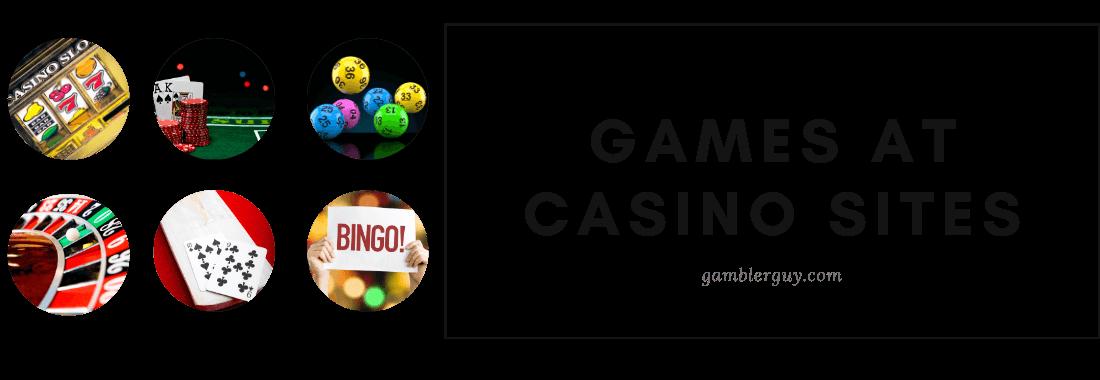 games at casino sites